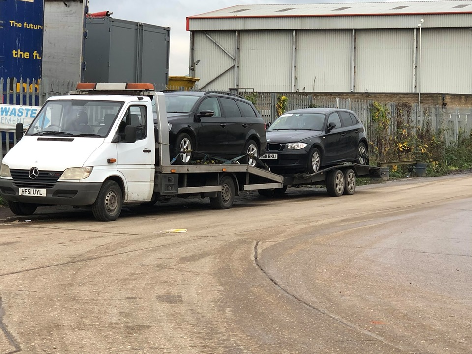 van recover | van breakdown cover