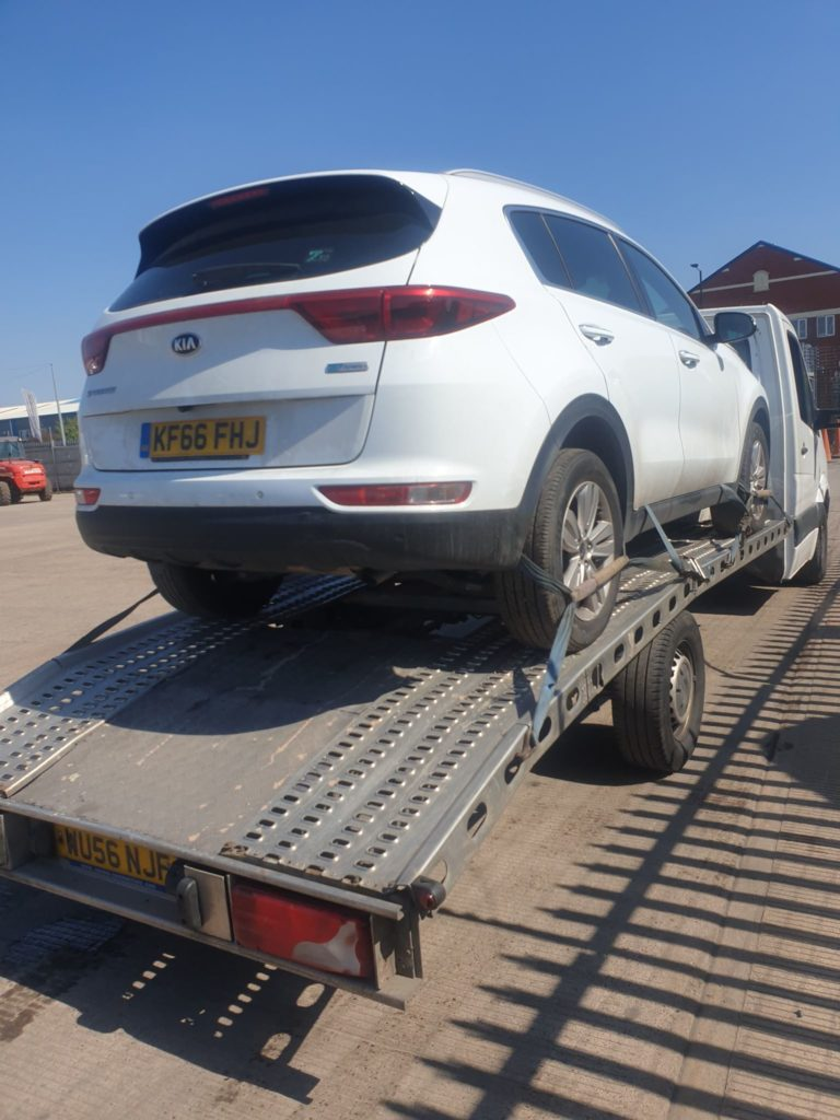Car Breakdown Recovery and Towing Services