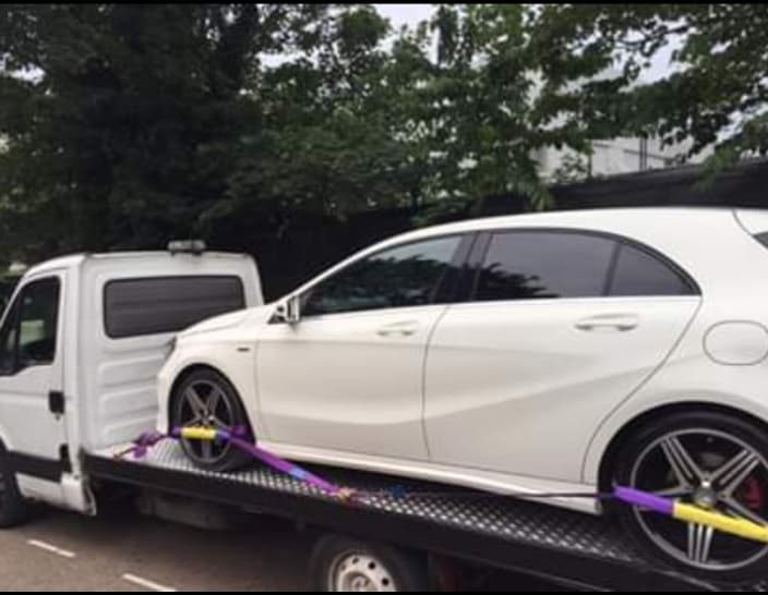 vehicle breakdown recovery service