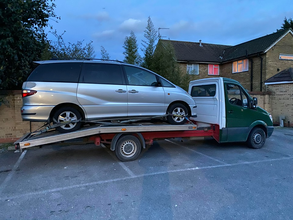 Car Recovery And Towing Services In Deptford, Se8