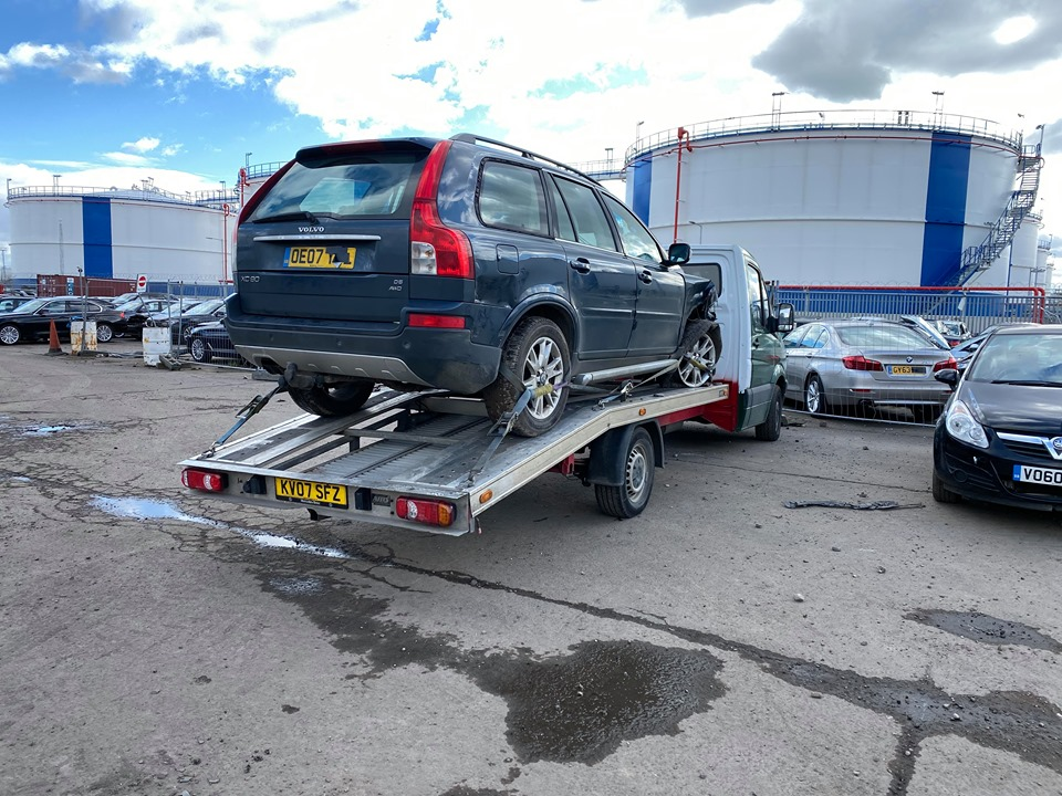 Car Breakdown Recovery And Towing Services in Victoria Docks, E16