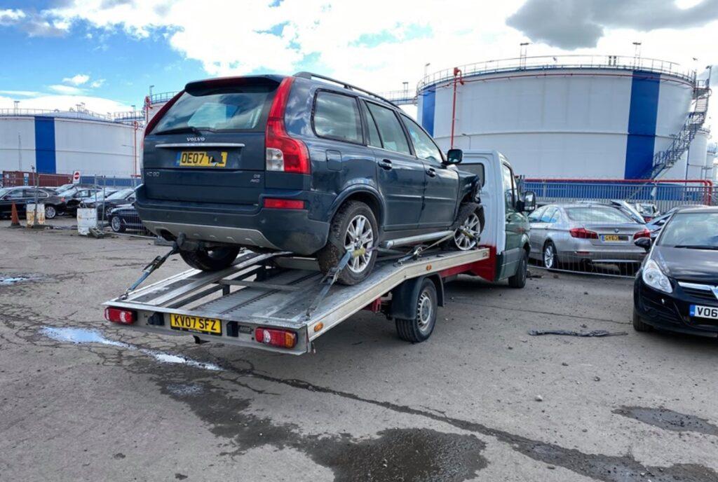 Car Breakdown Recovery & Towing Service in Brockley, Crofton Park, Honor Oak Park SE4