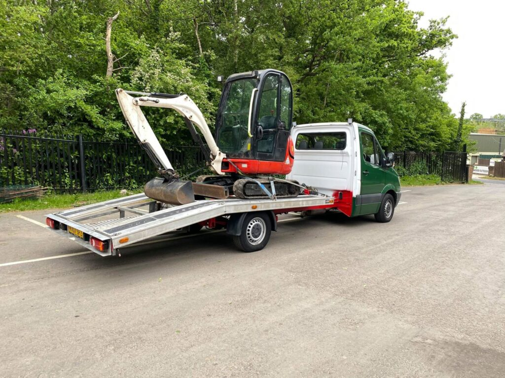 Car Breakdown Recovery & Towing Service in Hampstead, Swiss Cottage NW3
