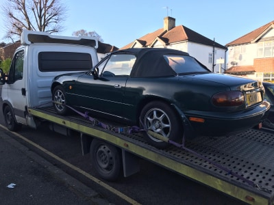 Car Breakdown Recovery and Towing Service in Hammersmith W6