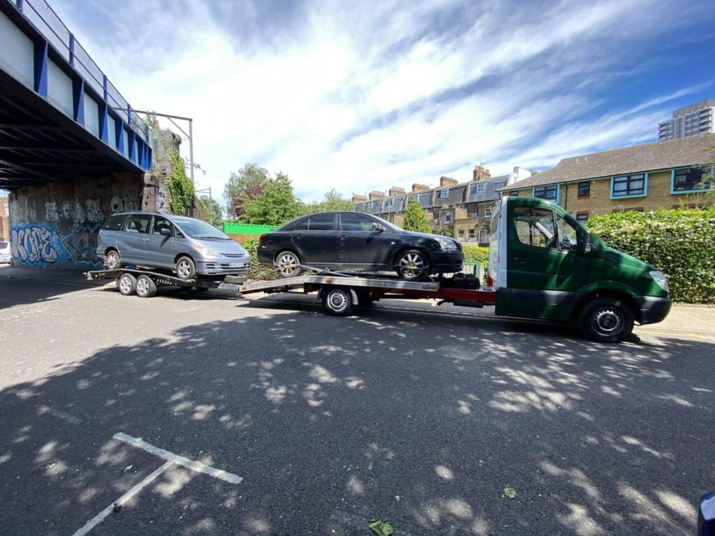 Car Breakdown Recovery and Towing Service in Kingsbury NW9