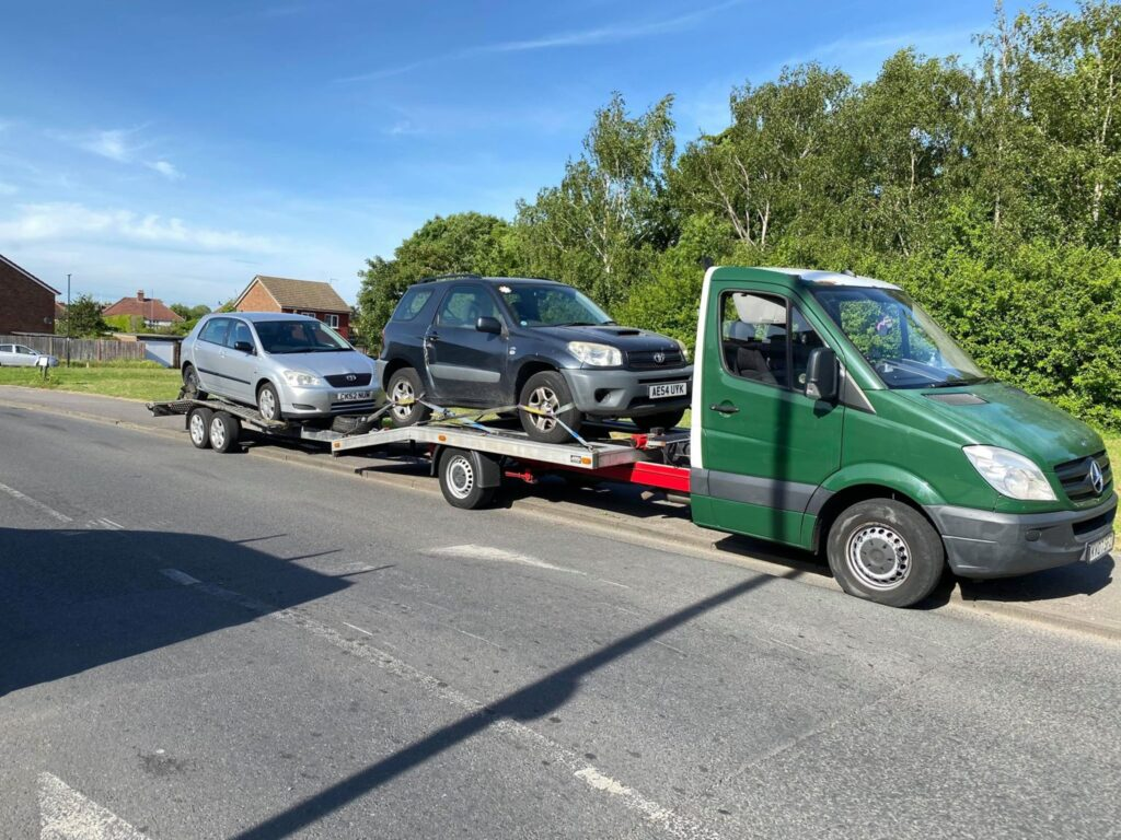 Car Breakdown Recovery and Towing Service in St John's Wood NW8