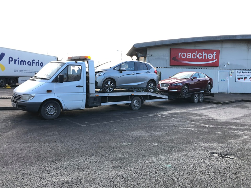 Car Breakdown Recovery and Towing Services in Crystal Palace, Upper Norwood SE19