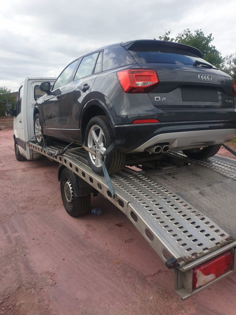 Car Breakdown Recovery and Towing Services in Earl's Court SW5