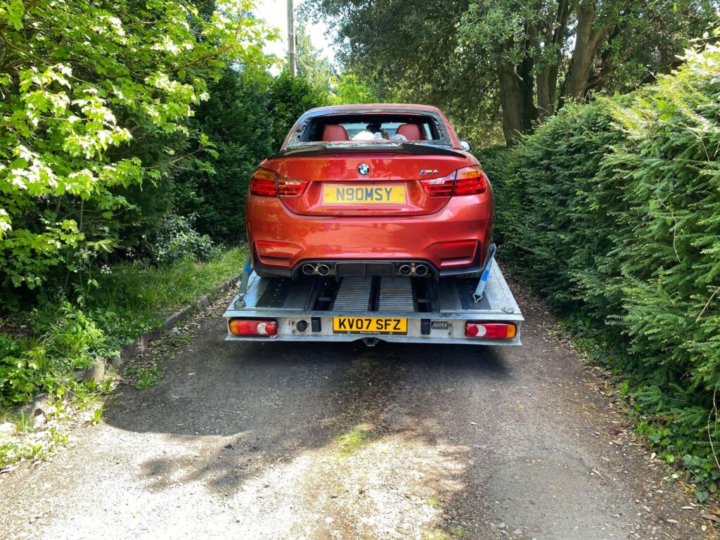 Car Breakdown Recovery and Towing Services in Eltham, Mottingham SE9