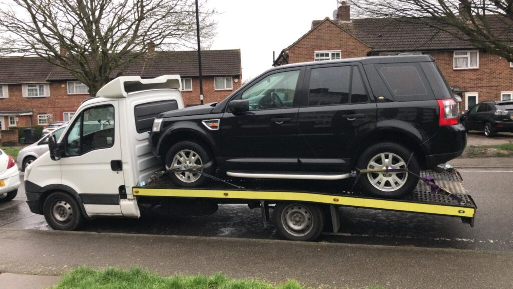 Car Recovery and Towing Services in Blackheath, Westcombe Park, Kidbrooke SE3