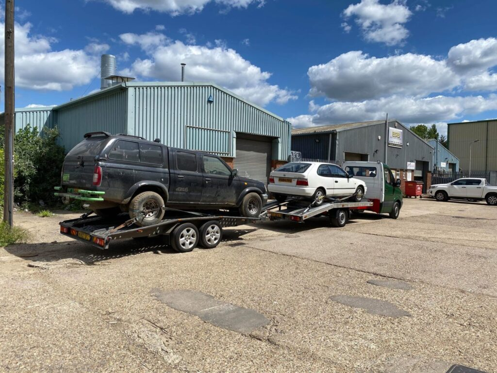 Car Recovery and Towing Services in Hendon, Kentish Town NW4