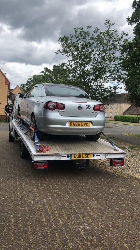 Car Recovery and Towing Services in Ladbroke Grove W10