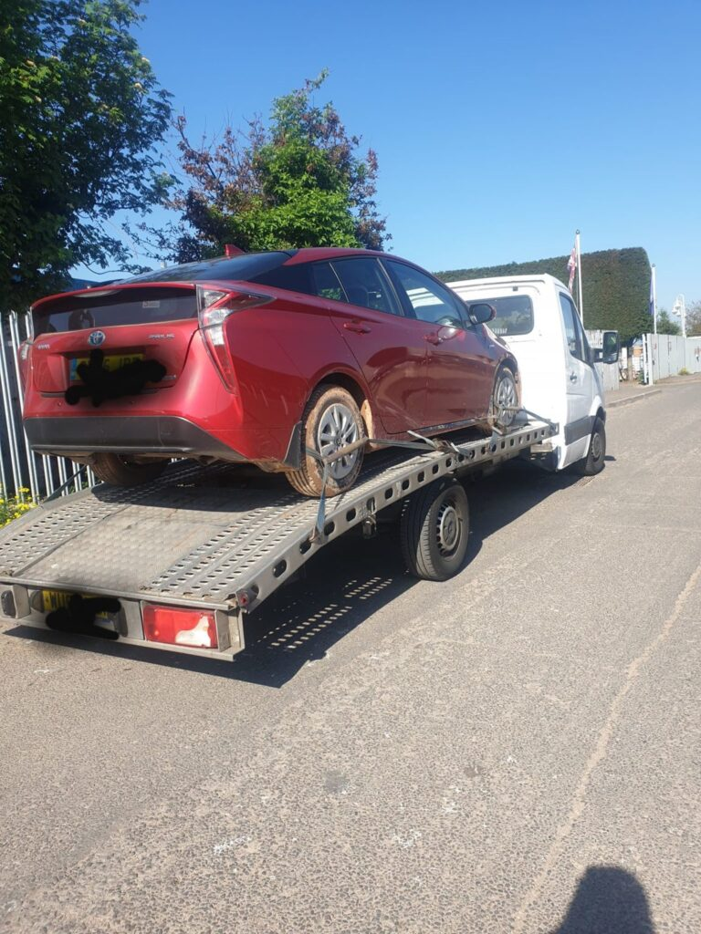 Car Recovery and Towing Services in Maida Vale W9