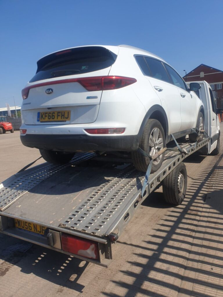 Car Recovery and Towing Services in Shepherd's Bush W12