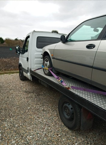 Car Recovery and Towing in Thamesmead South, Abbey Wood SE2