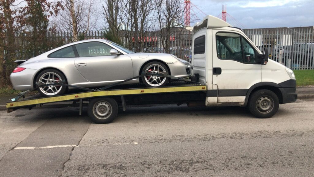 Get Professional Car Breakdown Recovery And Towing Services in Camberwell, SE5