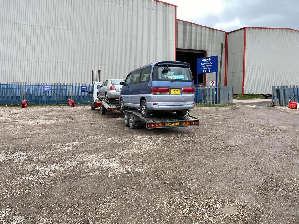 car recovery dagenham rm10