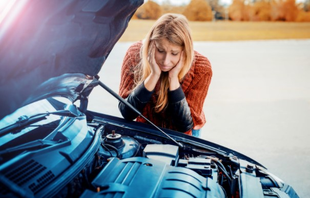 5 REASONS WHY YOUR CAR DOESN'T START