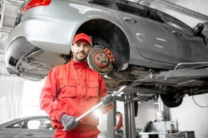 MAINTAIN YOUR CAR'S BRAKE SYSTEM