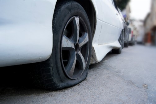 REASONS WHY CAR TYRES LOSE PRESSURE